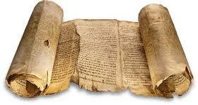 scroll of scripture