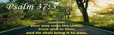 comit thy way