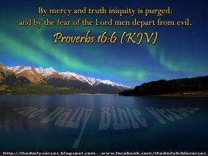 Proverbs 16.6