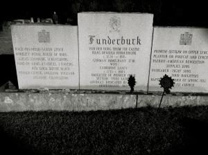 Funderburk grave