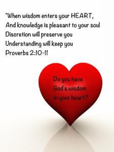 wisdom heart