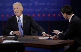 Biden laugh