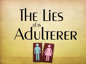 lies and adultery