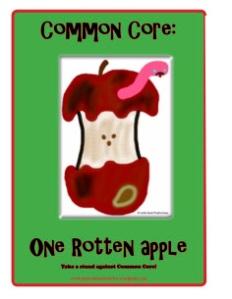 common core rotten apple