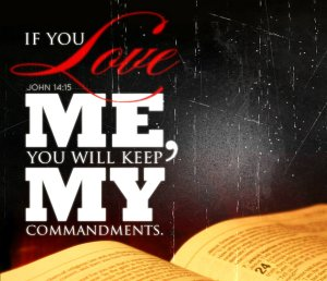 keep God's commandments