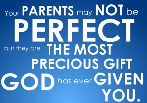 parents are not perfect
