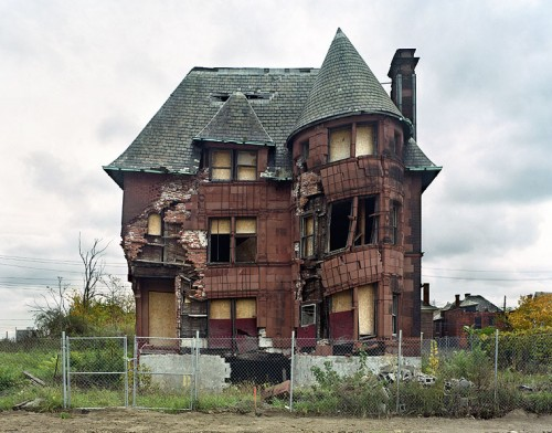 decaying Detriot