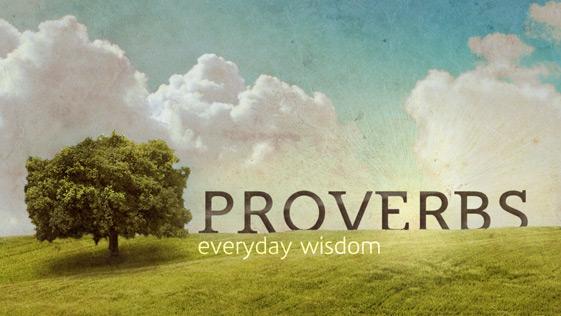 Proverbs devotionals