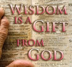 wisdom is God's Gift