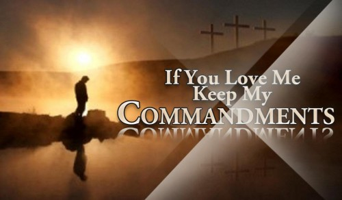 God's commandments