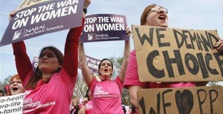 liberal women