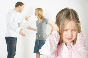 sorrow of divorce