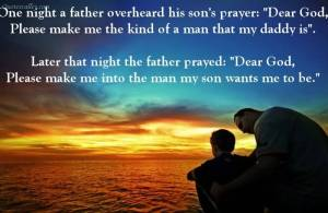 father's prayer