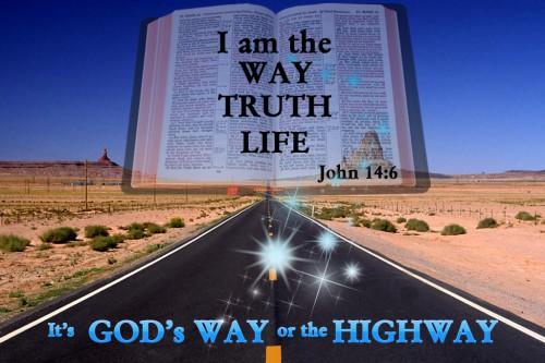 God's way