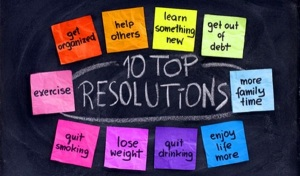 Resolutions for 2015