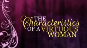 woman of Proverbs 31