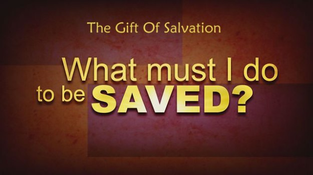 gift of salvation