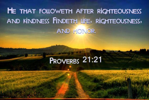 Proverbs 21.21