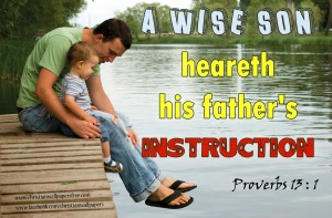 father's instruction