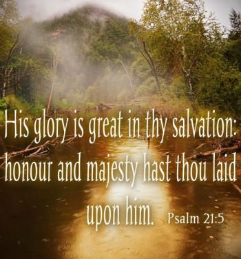 God's salvation