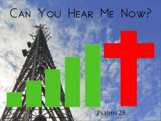 psalm 28.1