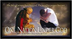 need for prayer