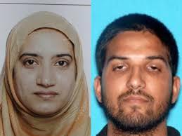terrorist in CA