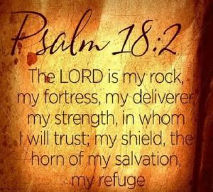 Psalm 18.1