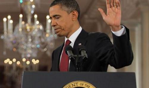 Obama's attack
