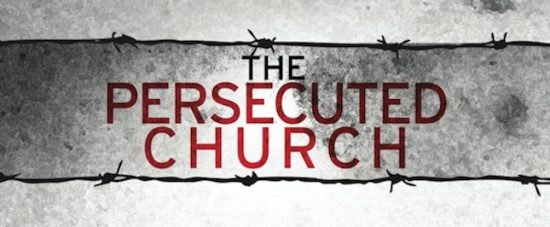 Persecuted church