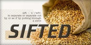 sift as wheat