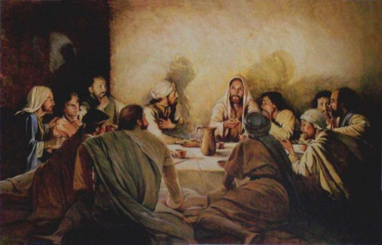 The Last Passover