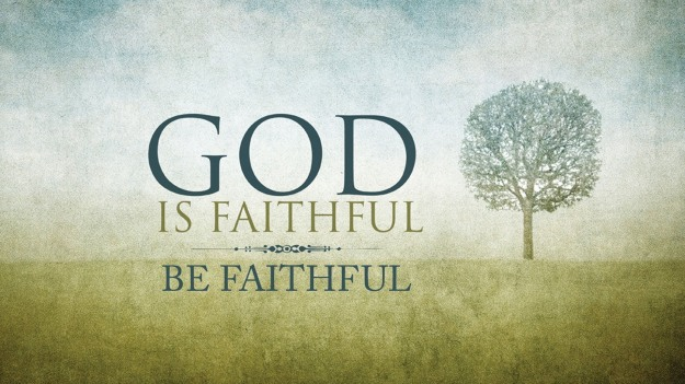 god-is-faithful