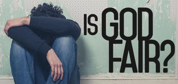 is-god-fair