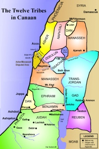 tribes-of-israel
