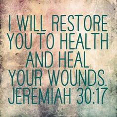 Jeremiah 30-17